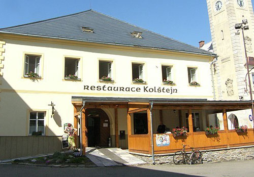 Restaurace Relax Kolštejn